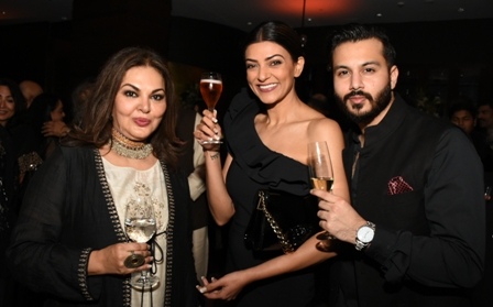 Celebrities and Industrialist attended Malavika Sangghvi's 60th