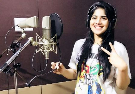 MEGHA AKASH THRIVING VOICE FOR BOOMERANG