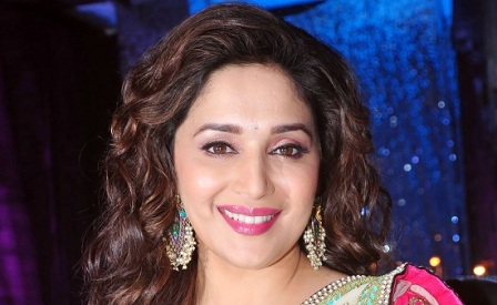 Madhuri Dixit reveals interesting details about herself on her