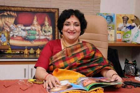 Official clarification from Mrs. Latha Rajinikanth over non-pay