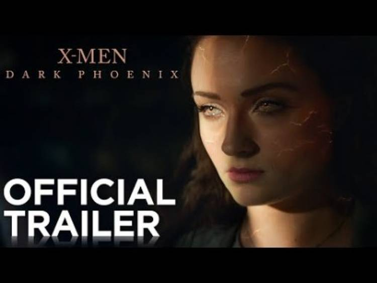 X-Men Dark Phoenix Trailer Out Now