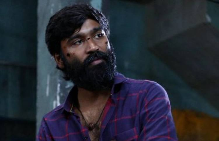 """Dhanush's """"Vada Chennai """"to have its world premiere in China"""