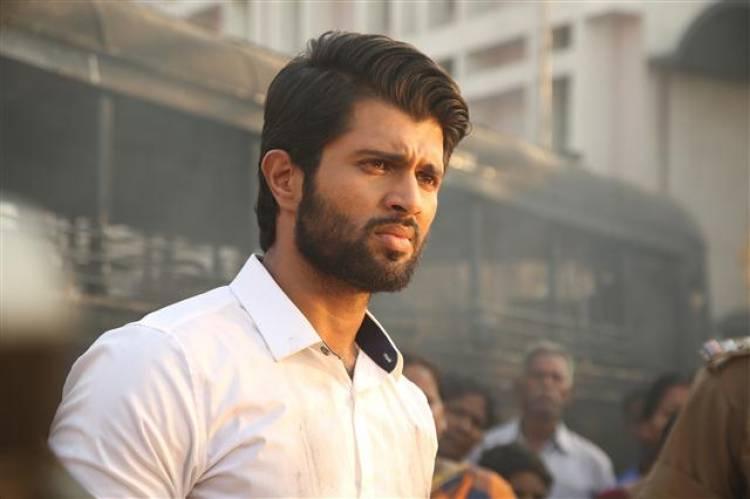 NOTA Tamil Movie HD Stills