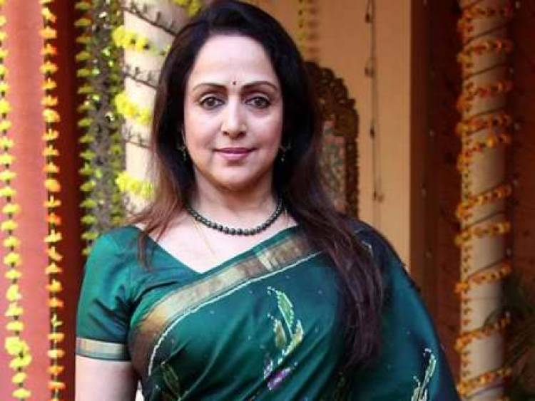 Actress Hemamalini Birthday