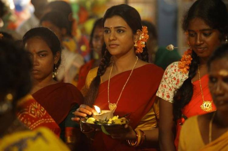 VADA CHENNAI Movie New Stills