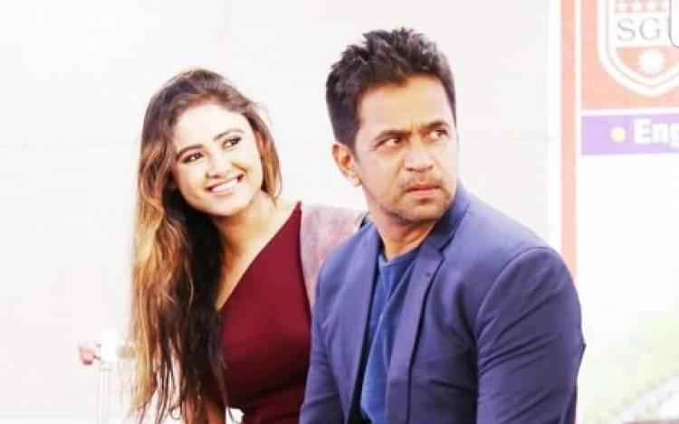 நடிகர் அர்ஜூனுக்கு தெலுங்கு நடிகை சோனி செரிஸ்டா ஆதரவு!