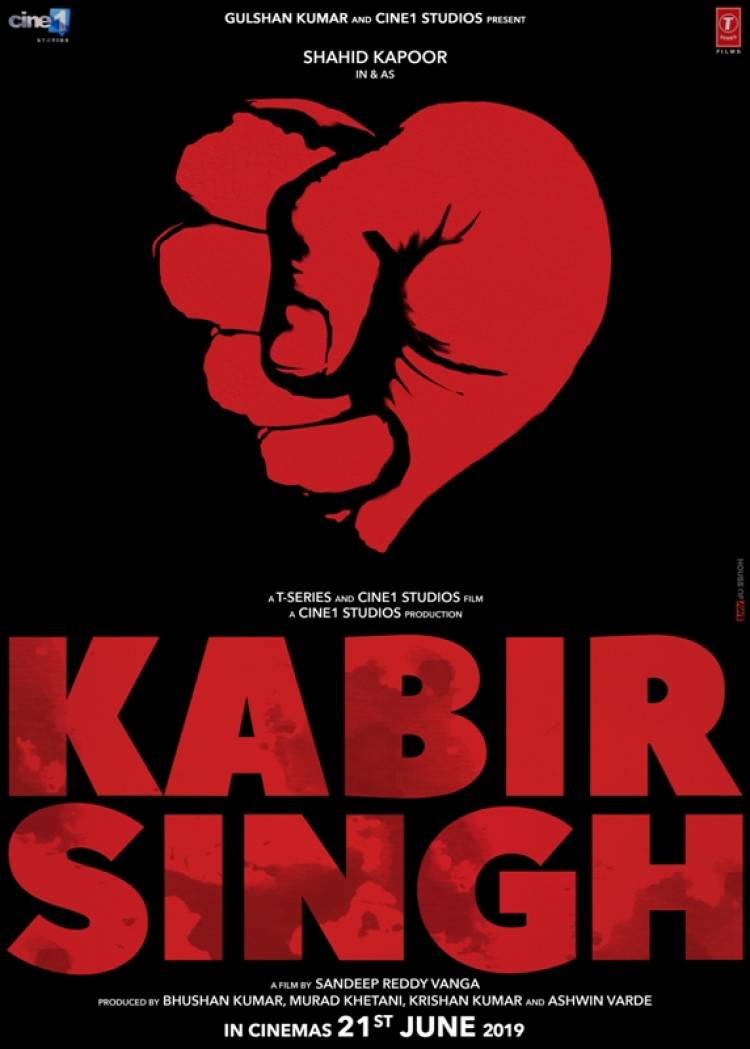 ARJUN REDDY IS KABIR SINGH