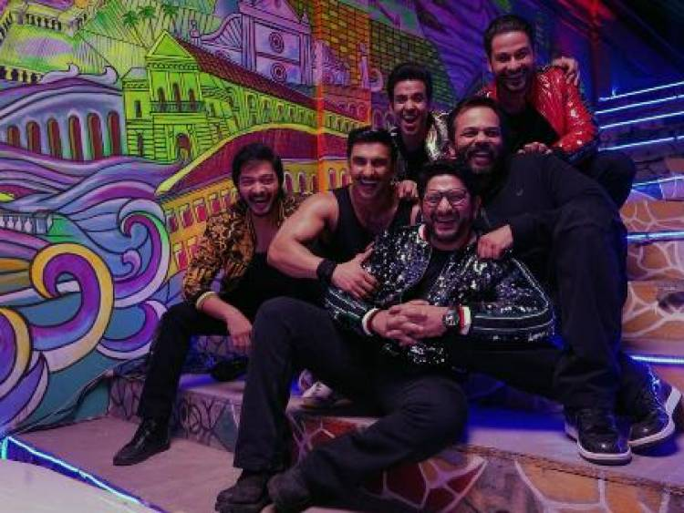 Team Simmba had some madness and fun with Team Golmaal