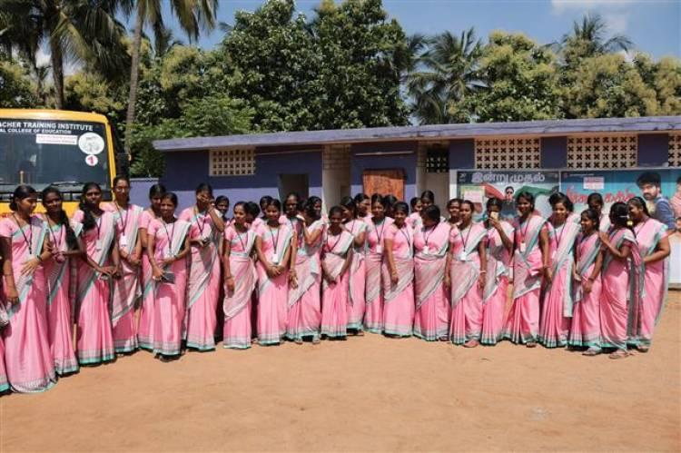 காற்றின் மொழியை முதல் நாளே பார்த்தே தீருவோம், கல்லூரி நிர்வாகமே ஏற்பாடு !