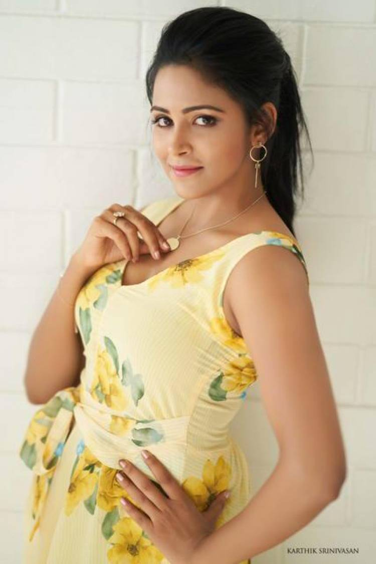 Golisoda 2 fame actress Subhiksha Stills