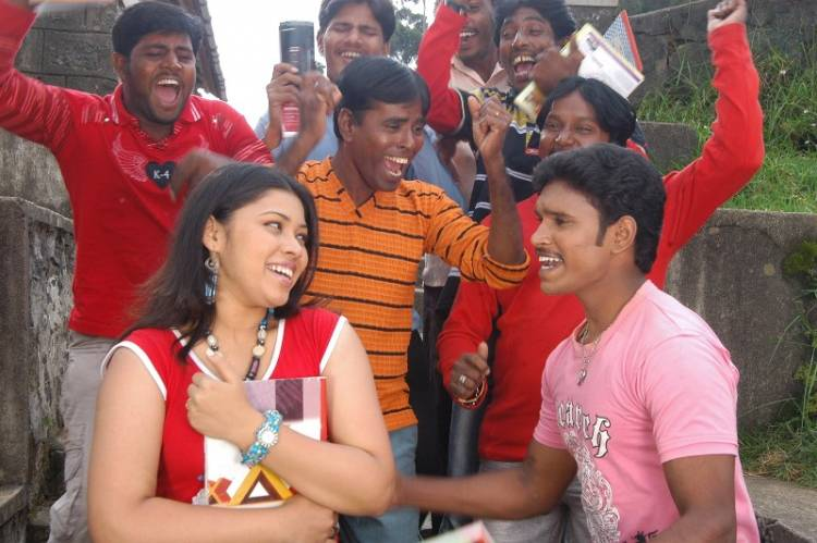 """""""IDHU THAAN KAADHALA"""" Tamil Movie Stills"""