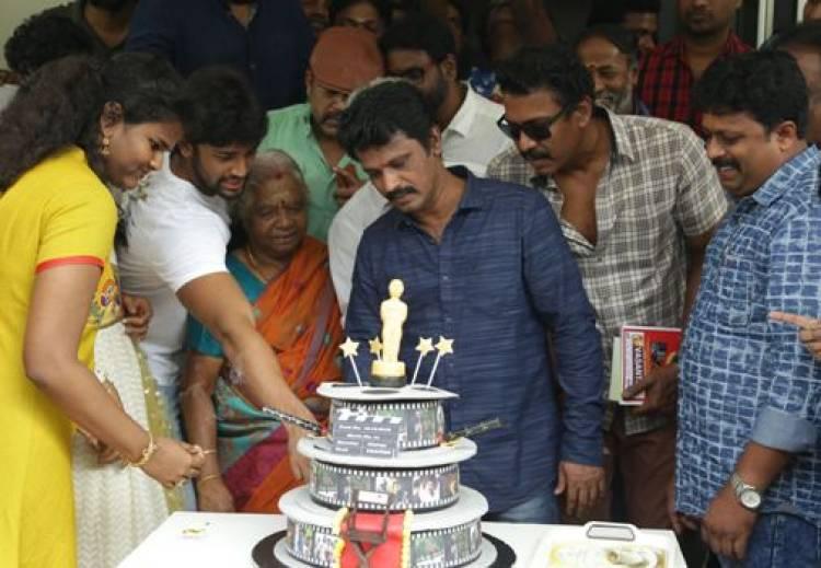 Director Cheran Birthday Celebration Stills