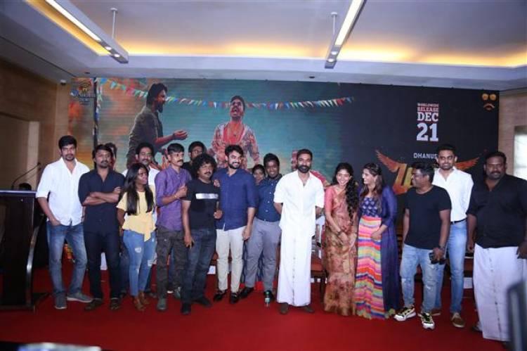 MAARI 2 - Press Meet Stills