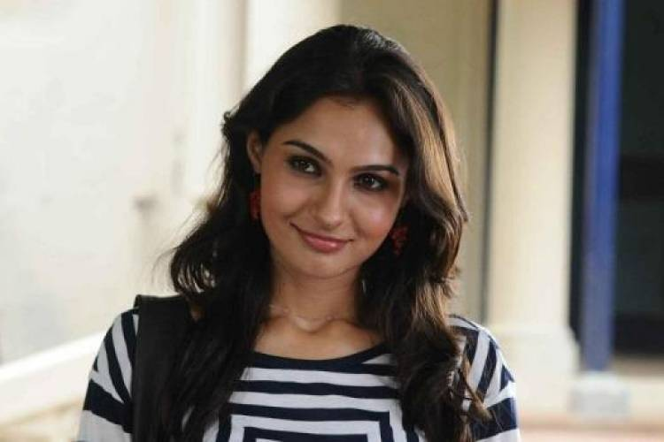 Actress Andrea Jeremiah Birthday