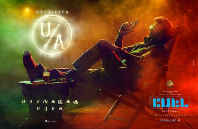 Rajinikanth's Petta movie censored