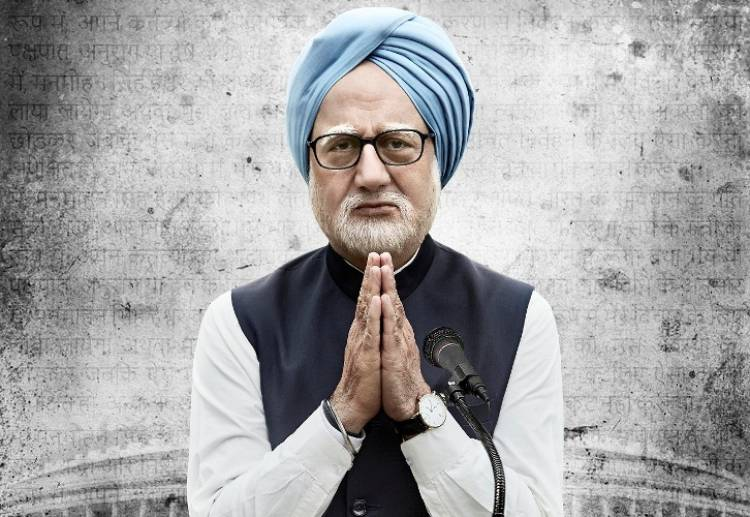 Second poster of The Accidental Prime Minister