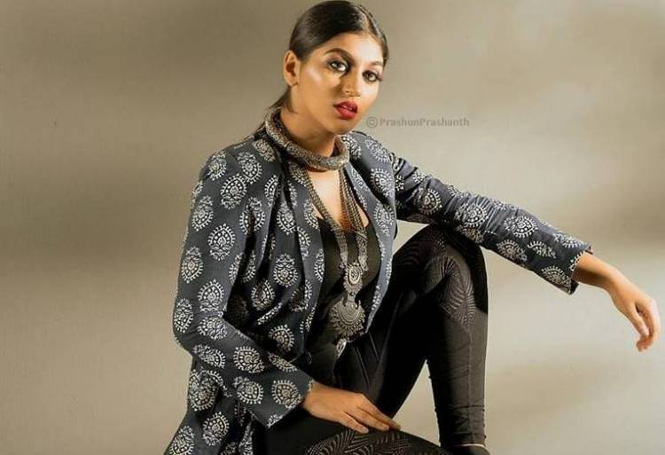 Yashika Anand's latest Photoshoot Stills