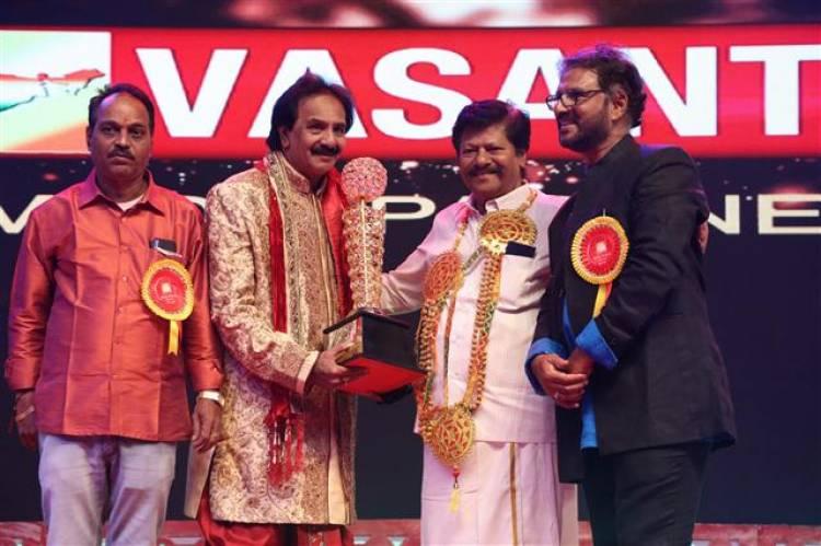 V4 எம்.ஜி.ஆர் - சிவாஜி விருது வழங்கும் நிகழ்ச்சி 2019 (ஸ்டில்ஸ்)