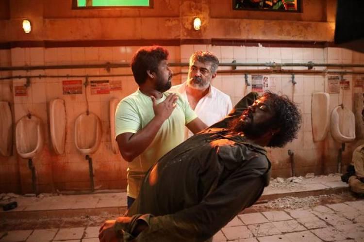 VISWASAM Movie Working Stills