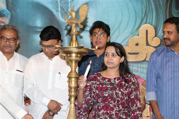 Krishnam Movie Audio Launch Stills