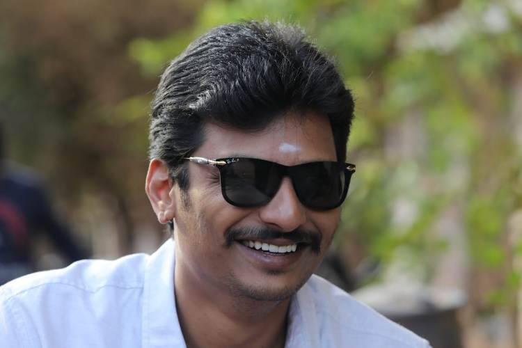 Actor Jiiva New Stills