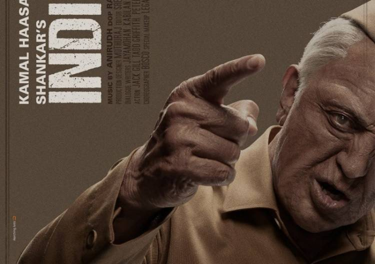 """LYCA PRODUCTIONS PROUDLY PRESENTS KAMAL HAASAN'S """"INDIAN 2"""""""