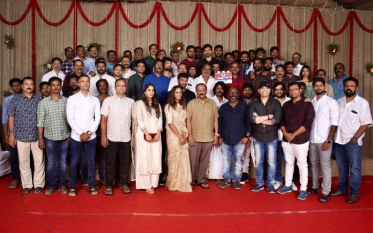 """Thalapathy 63"" Movie Cast and Crew Details"
