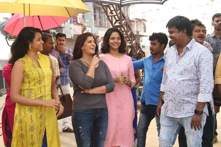 Kanni Theevu Movie Pooja Stills