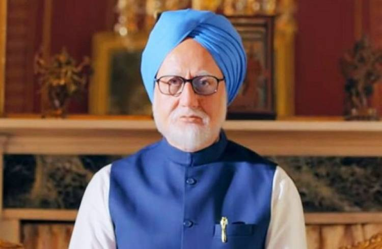 The Accidental Prime Minister Box Office Collection in week three