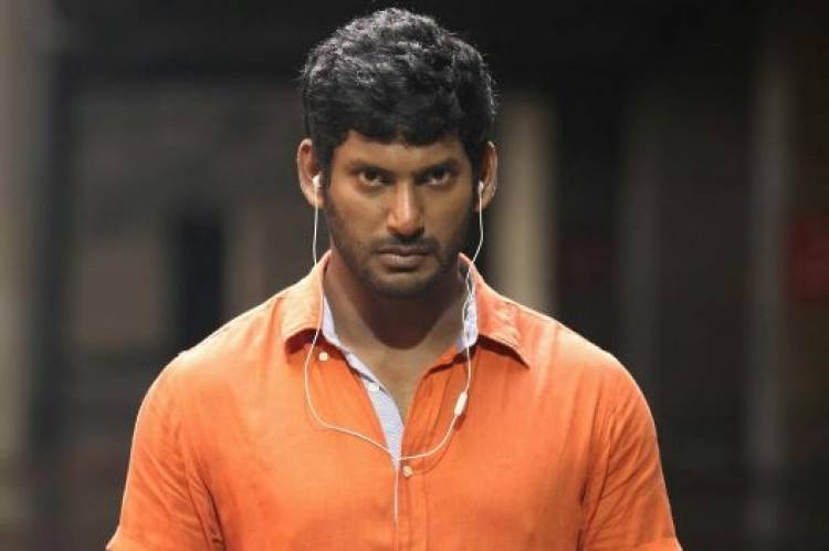 Champion First Look To Be Released By Vishal Today