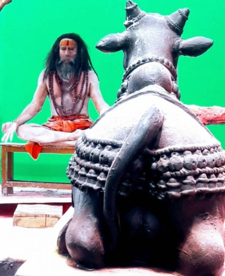 அகோரியாக நடிக்கும் அனுபவம் ஜாக்கிஷெராப் பேட்டி