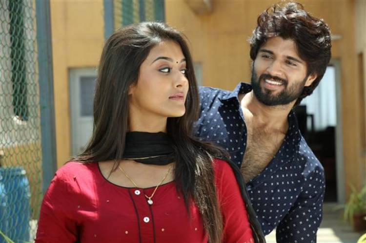 """Arjun Reddy"" Tamil Movie Stills"