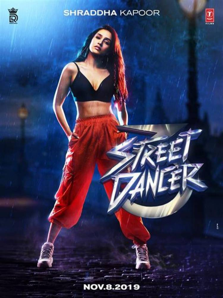 """Street Dancer 3D"" Hindi Movie First Look Posters"
