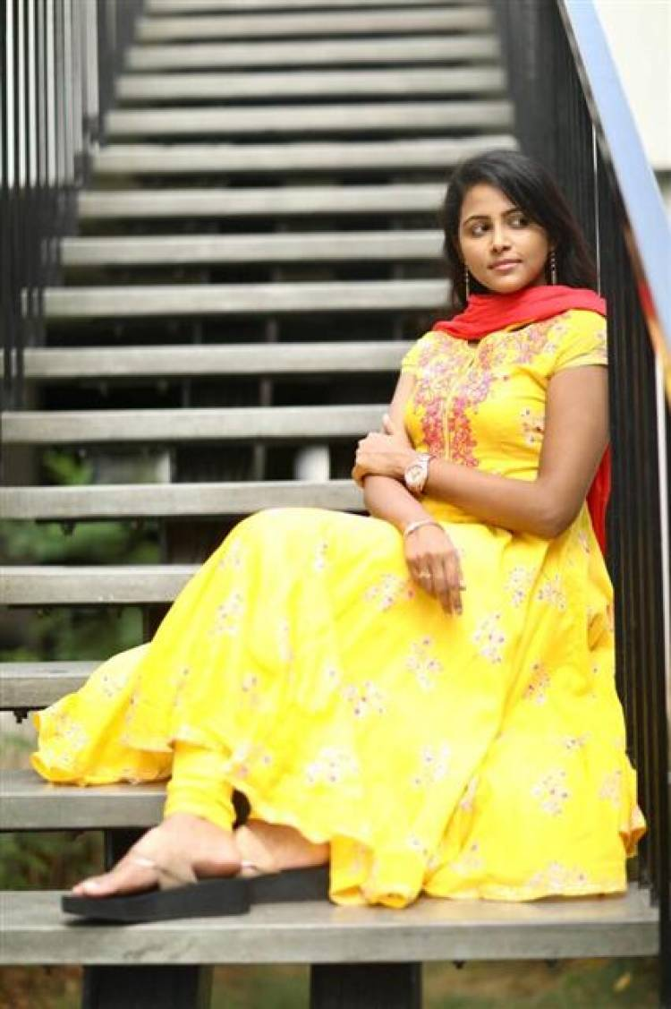 NETHRA Movie Heroine SUBIKSHA Latest Stills