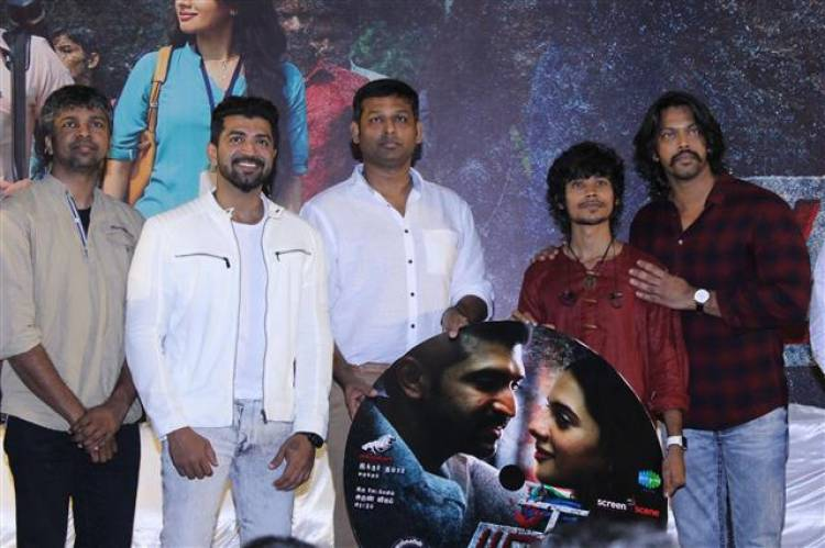 Thadam - Audio Launch Stills