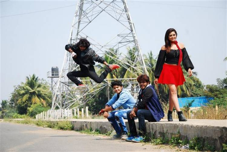 Spot - Tamil Movie Stills
