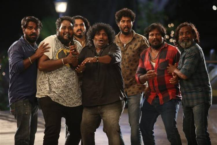 ZOMBIE - Tamil Movie Stills