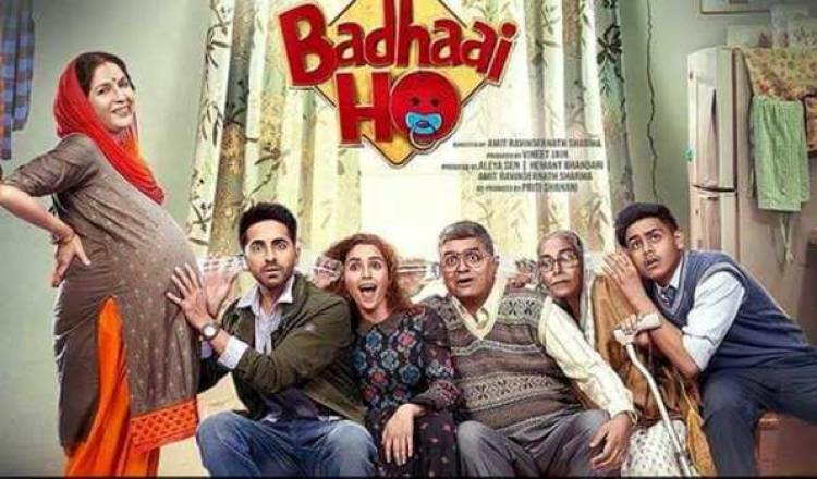 Bollywood Blockbuster Badhaai Ho! to be remade in Tamil!