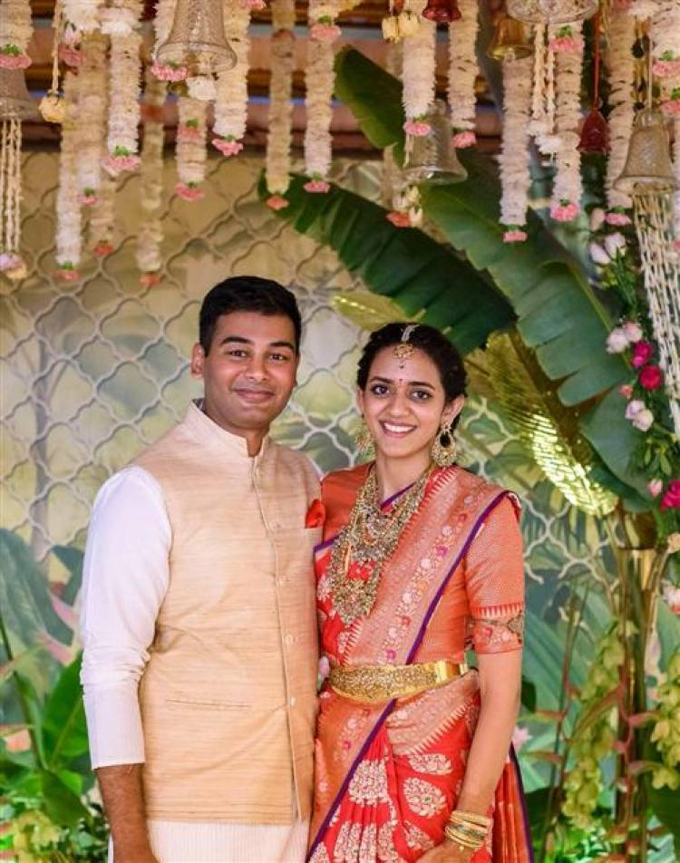 Actor Venkatesh Daughter Wedding Stills
