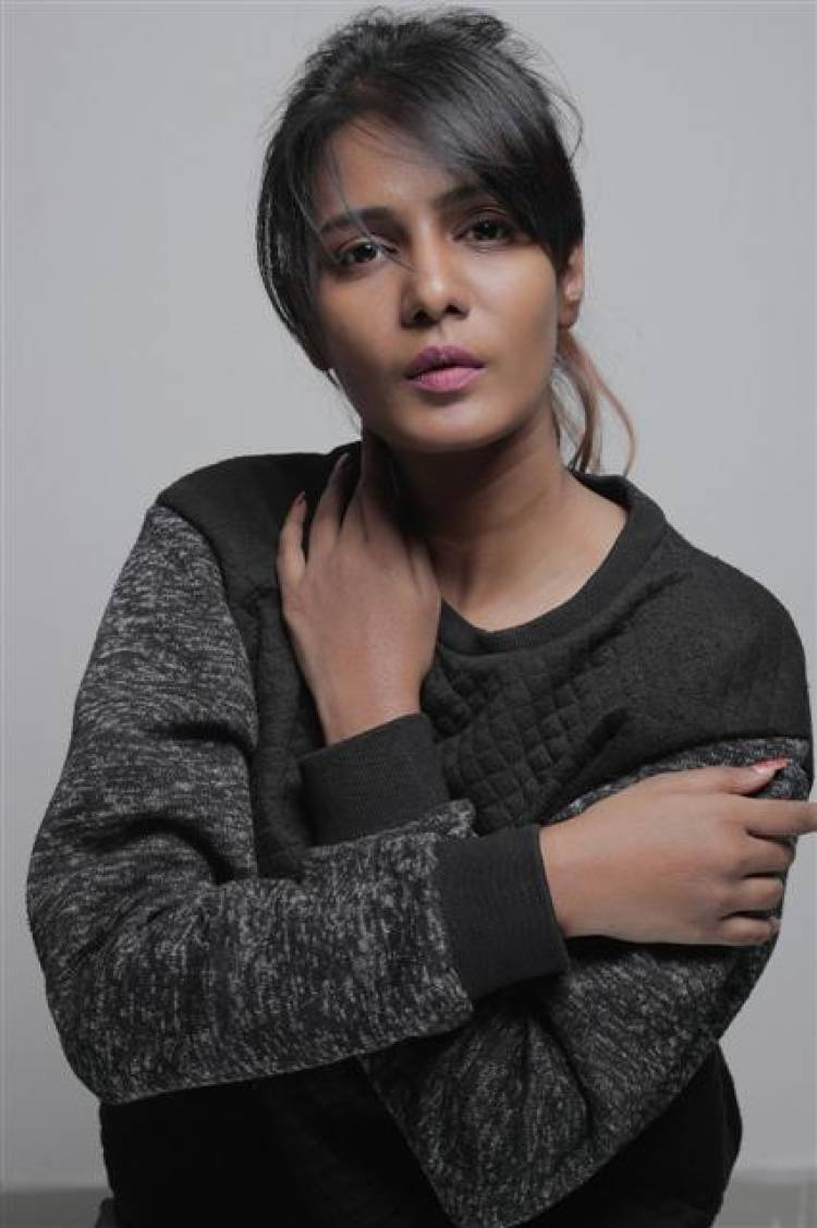 Dusky Look of Actress Meera Mitun