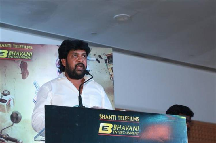 """Maaligai"" Teaser launch Stills"