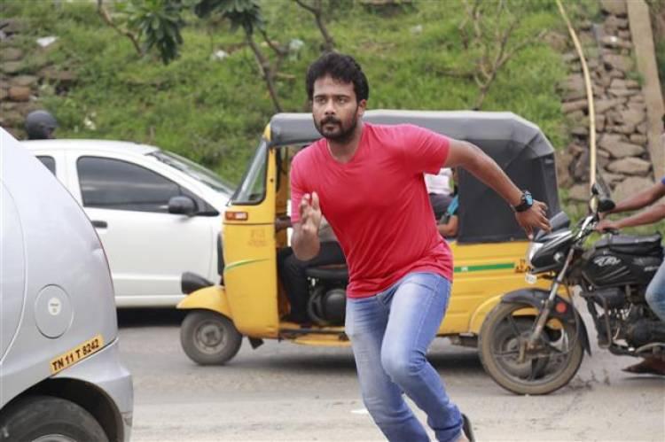 """""""Obama Ungalukaga"""" Tamil Movie Stills"""