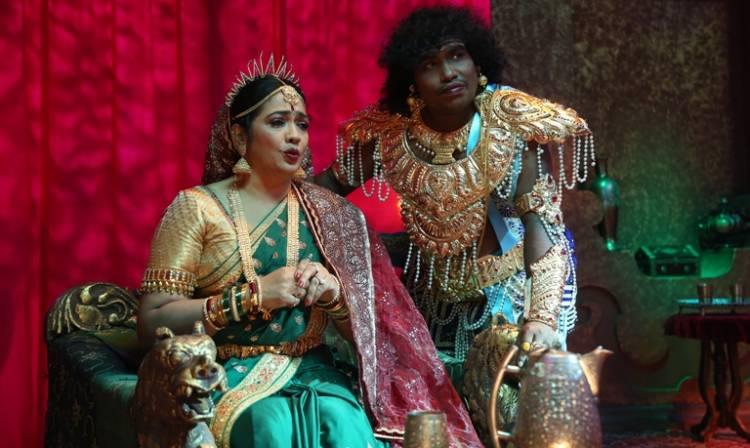 யோகிபாபுவுக்கு வில்லனாக நடிக்கும் பிரபல இயக்குனர்