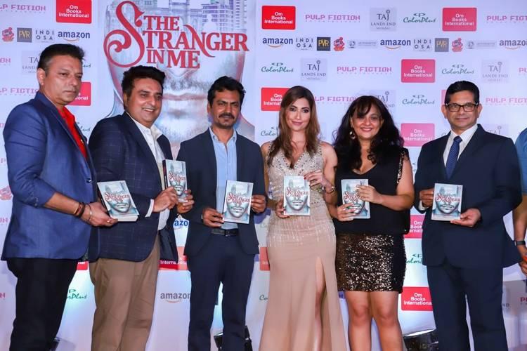 "Nawazuddin Siddiqui launches ""The Stranger In Me"" By Neeta Shah & Aditi Mediratta"