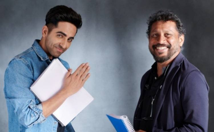Amitabh Bachchan and Ayushman Khurana come together for the 1st time