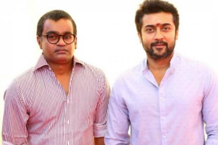 Actor Suriya praises Selvaraghavan