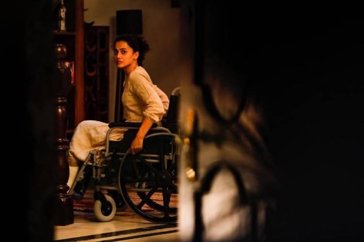 'கேம் ஓவர்' திரைப்படத்தின் ரிலீஸ் தேதி அதிகாரபூர்வ அறிவிப்பு