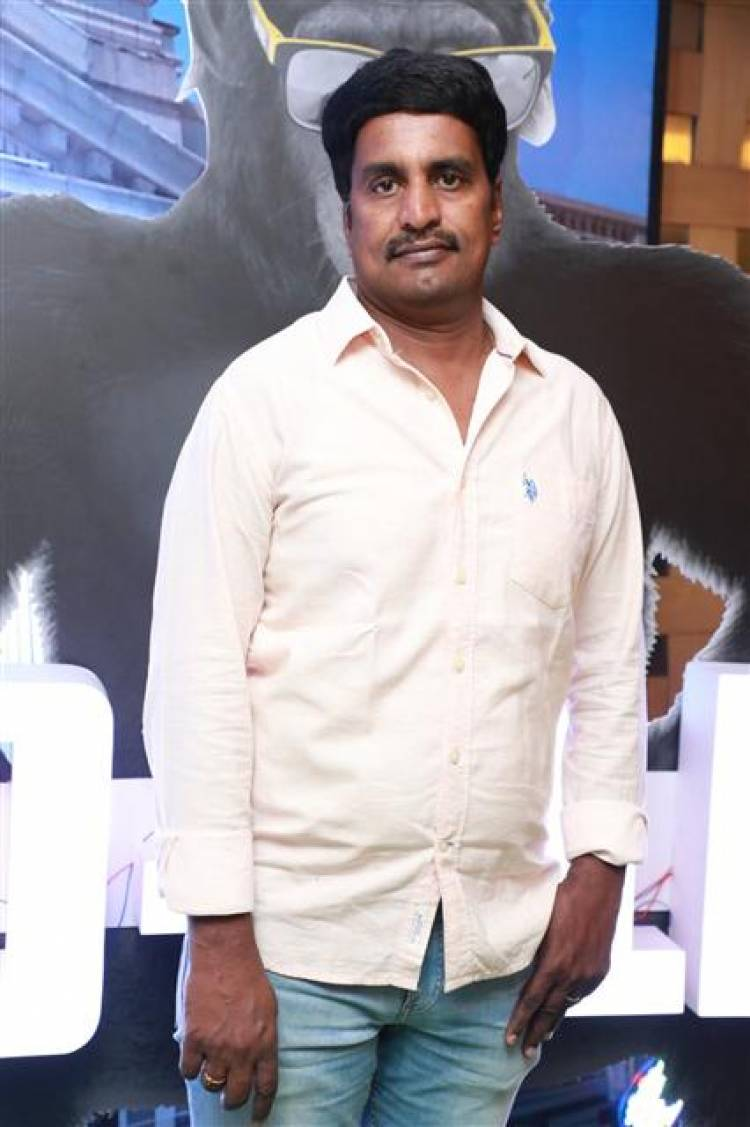 Gorilla - Audio Launch Stills