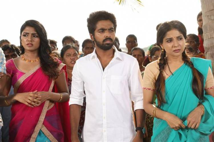 """Aayiram Jenmangal"" -  Tamil Movie Stills"