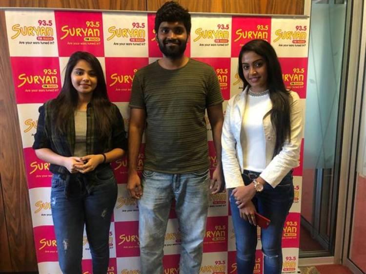 Jiivi Promotion Kickstarted At Radio One FM ( 94.3)